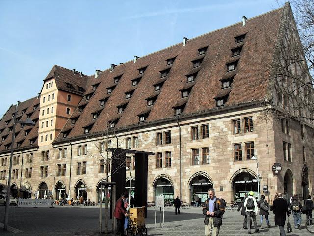 casas y tejados típicos de casas alemanas