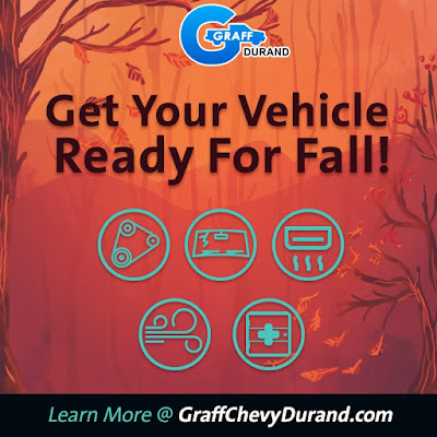 Fall Car Care at Graff Chevrolet Durand