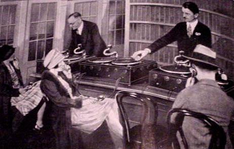 RCA CD-60 First DJ Tables?