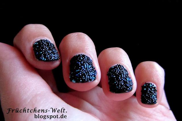 Ciaté Caviar Manicure BLACK PEARLS