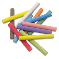 how to make school chalk