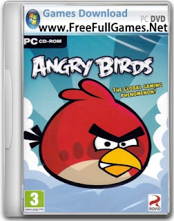 Angry Birds (Official) PC Game Free Download Full Version