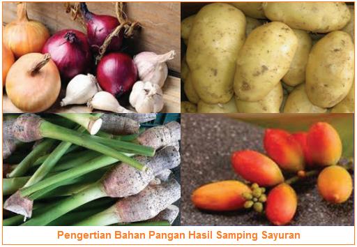 Pengertian Bahan Pangan Hasil Samping Sayuran