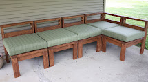 Home 2x4 Outdoor Sectional