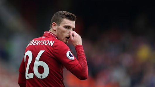 Steve McManaman reacts to Andy Robertson's display in Liverpool FC's 5-1 win over Arsenal ~ GUNNERS BOYS