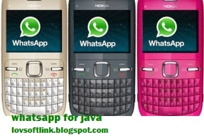 download whatsapp for java phone | collection of all popular and