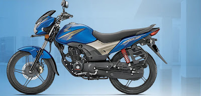 Honda CB Shine SP side view Hd image