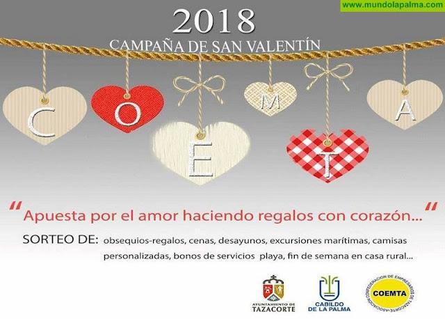 Campaña de San Valentín 2018 en Tazacorte