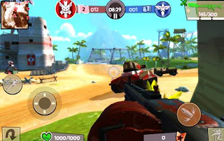 Permainan Tembakan Tembakan Android Blitz Brigade