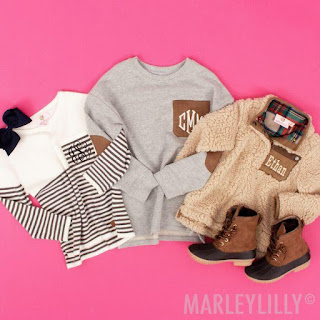 monogrammed kids clothes