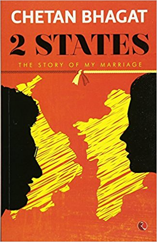 2 States | First Book of Chetan Bhagat