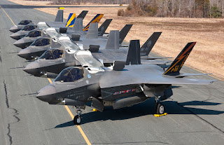 F-35 Lightning II - Joint Strike Fighter Generasi Ke-5