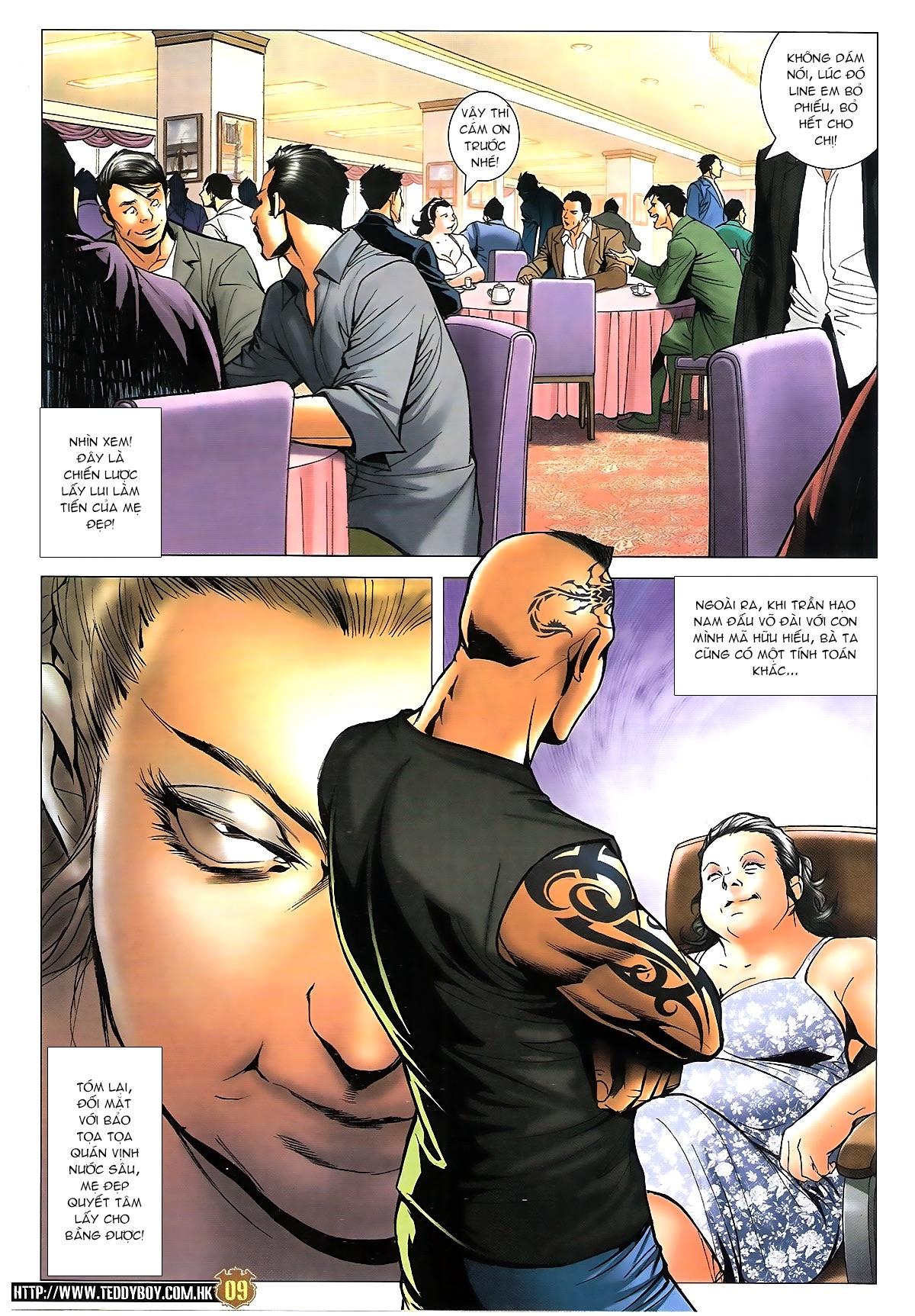 Người Trong Giang Hồ - Chapter 1620: Đàm phán bất thường - Pic 8