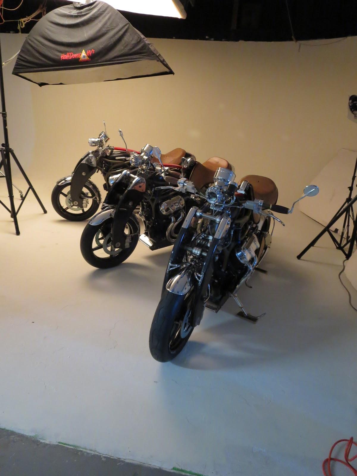 Bienville Legacy Motorcycles