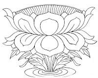 loto budismo ocho simbolos auspiciosos
