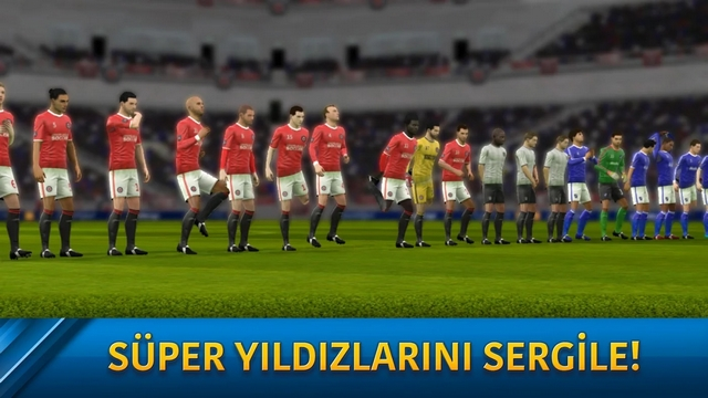 dream league soccer 2019 hile apk