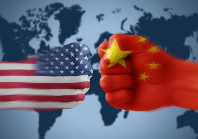 Tanda Perang Dunia Ketiga - Hubungan Amerika Serikat dan China