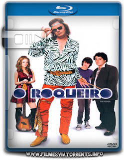 O Roqueiro Torrent - BluRay Rip 1080p Dublado 5.1
