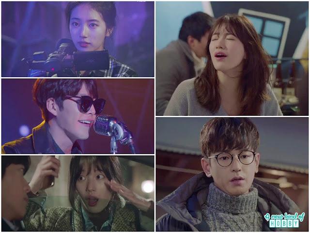 Uncontrollably Fond featuring Kim Woo Bin & Bae Suzy Trailer Out K Drama 2016