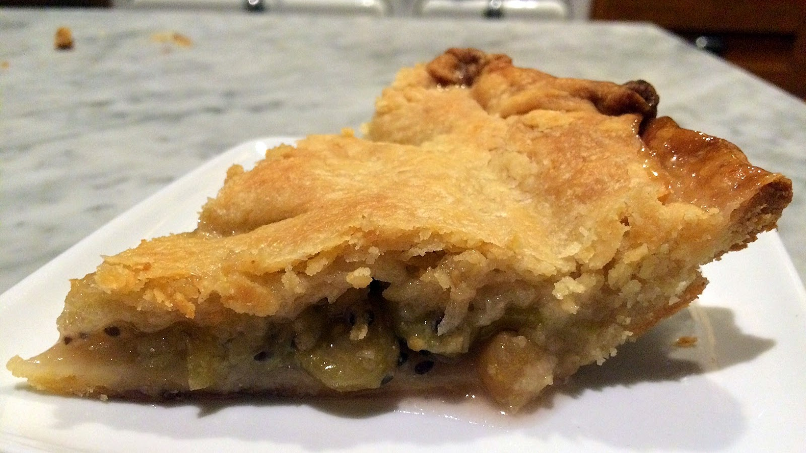 The Kitchen Collection Locations A Cake Bakes In Brooklyn Fresh Gooseberry Pie