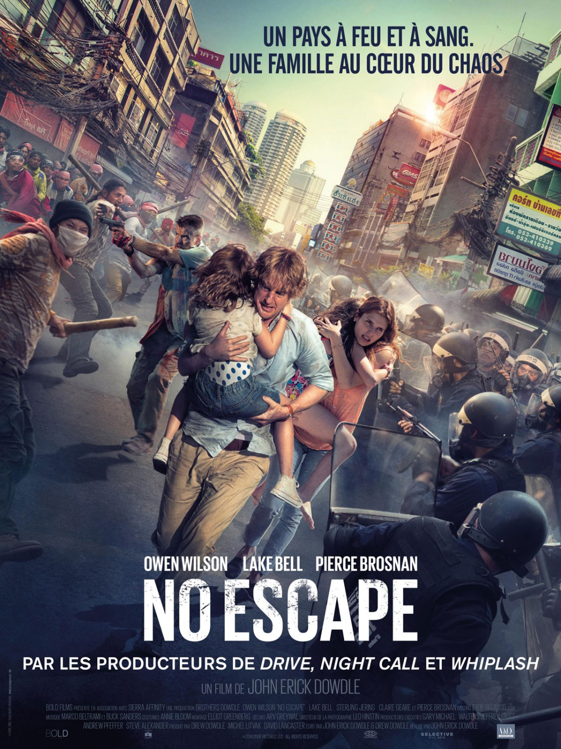 Nonton Film No Escape (2015)