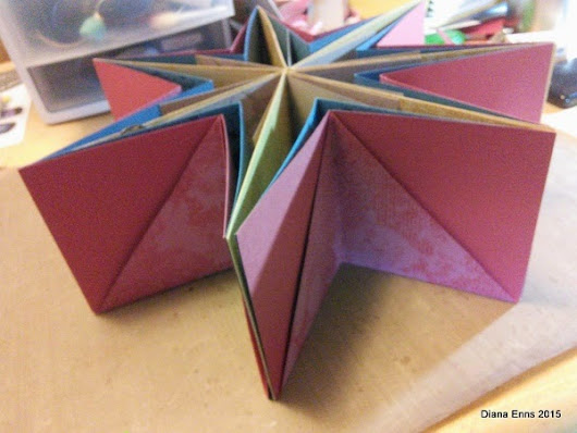 Star Book Project from Club Scrap