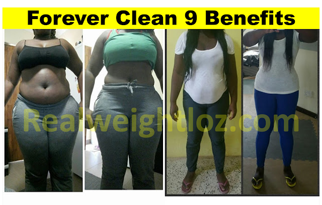 How To Lose weight With Clean9 In Ghana