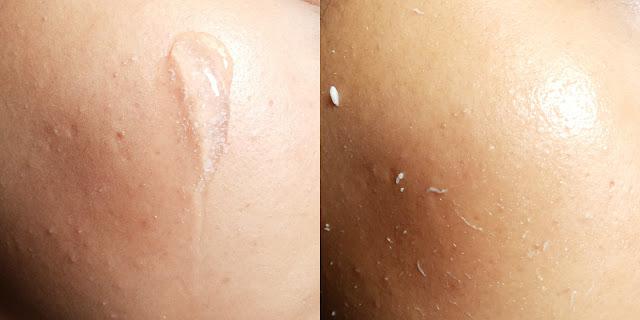zoya cosmetics exfoliating gel