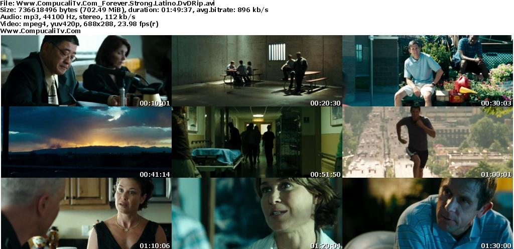 Forever Strong [DVDRip] Español Latino Descarga [1 Link]