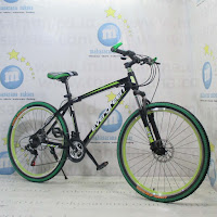 Sepeda Gunung Evergreen Blaze 620 Aloi 21 Speed 26 Inci