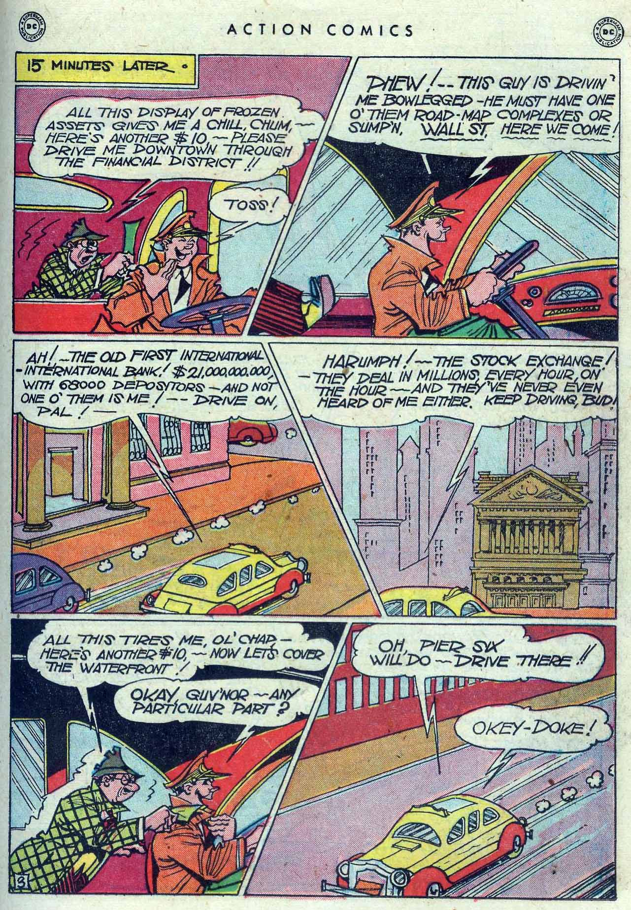 Read online Action Comics (1938) comic -  Issue #120 - 27