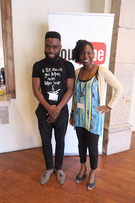 YouTube Creator Day in Houston, Texas