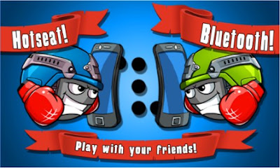 Game Multiplayer Android via Bluetooth