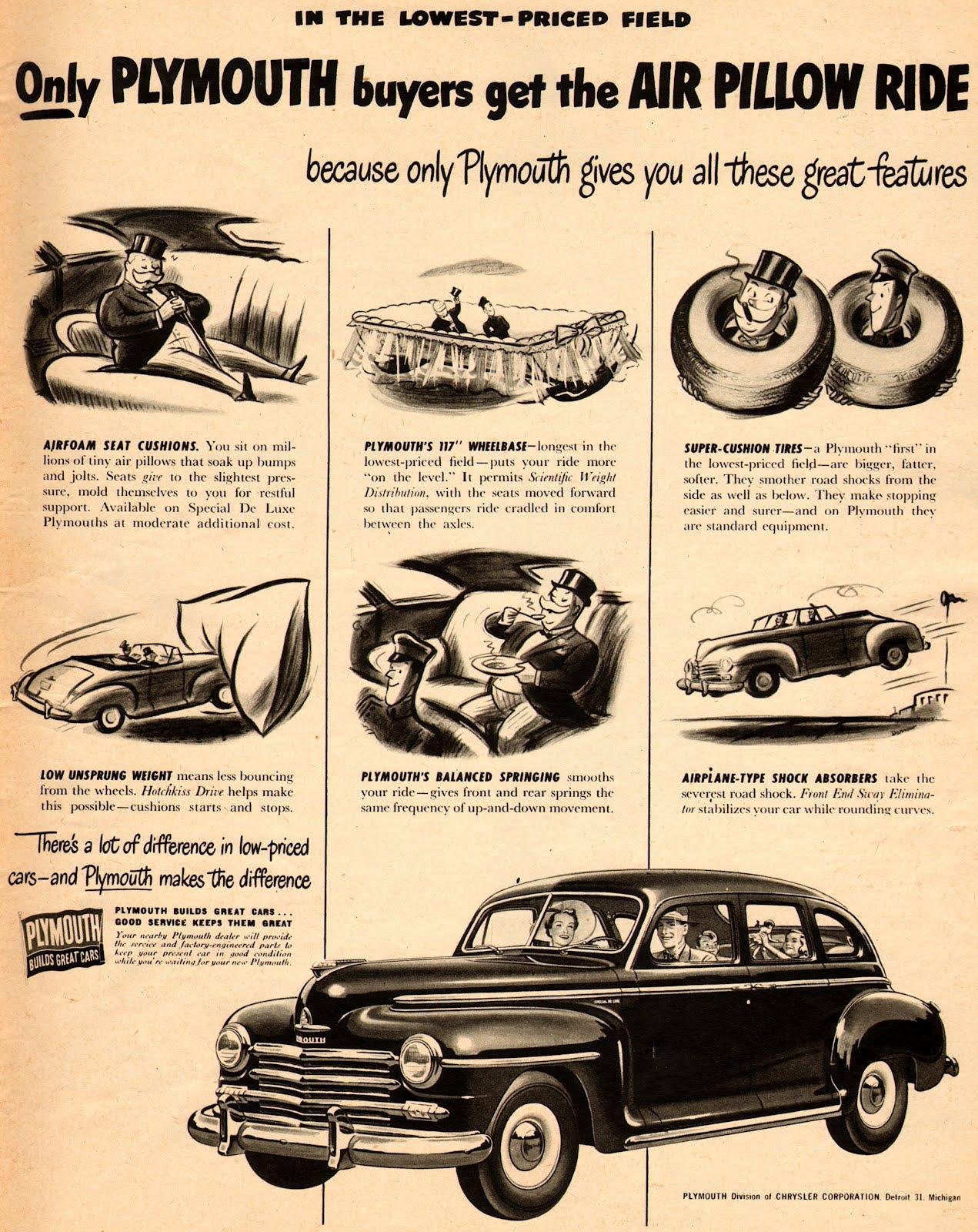 Vintage Automobile Advertisements 22