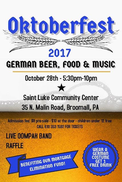 St. Luke's 2nd Annual Oktoberfest