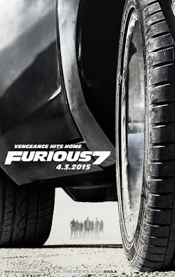 Furious Seven Poster
