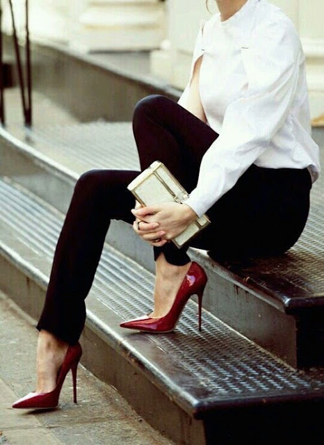 Women's Shoes: High Heels by Cool Chic Style Fashion
