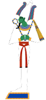 Osiris ancient Egypt gods and goddesses cheatsheet
