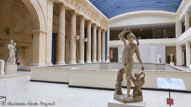 100Masters, Apamea, Museo de Arte e Historia - Bruselas por El Guisante Verde Project