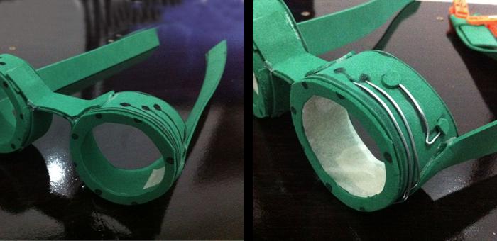 $Cake = Lie BLOG: Steampunk Goggles - Oculos Steampunk ...