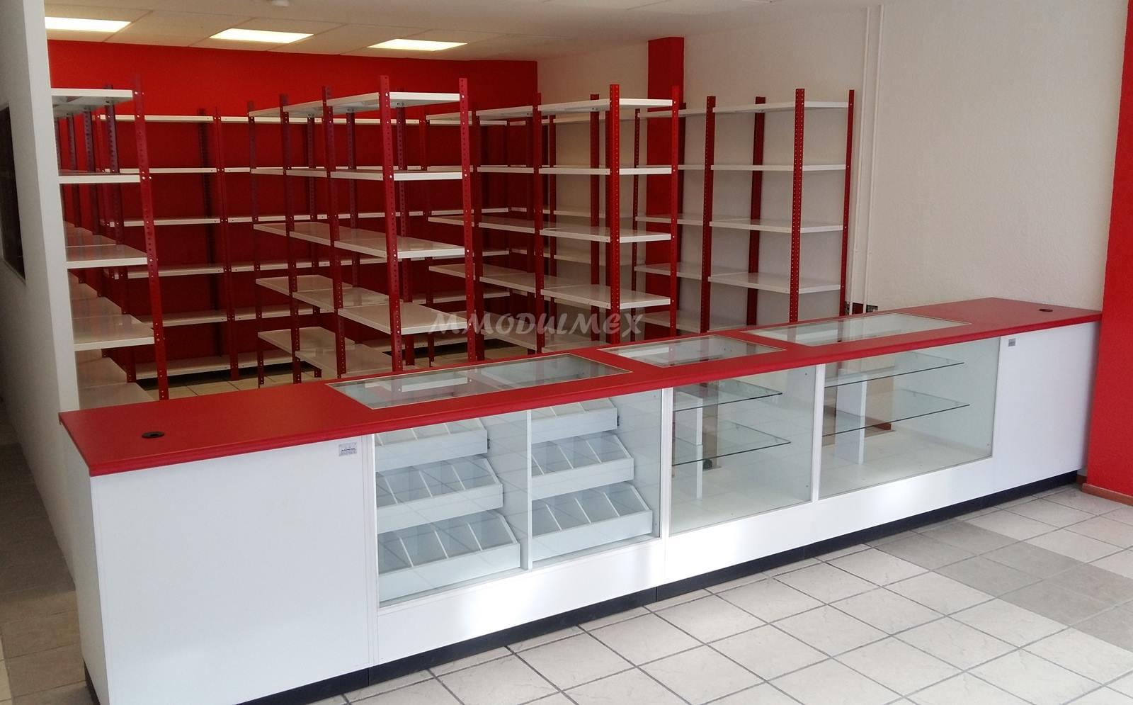 Muebles de tiendas mobiliario de oficina muebles de tienda muebles para tienda vitrinas - Disenos de mostradores ...