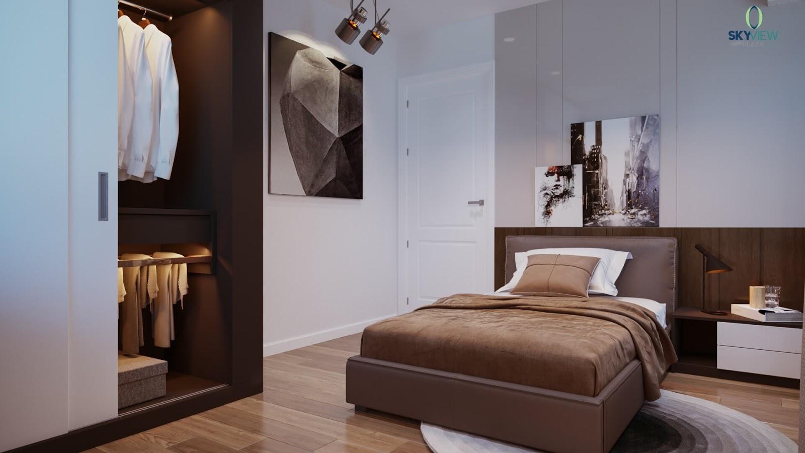 Phòng ngủ dự án 360 Giải Phóng