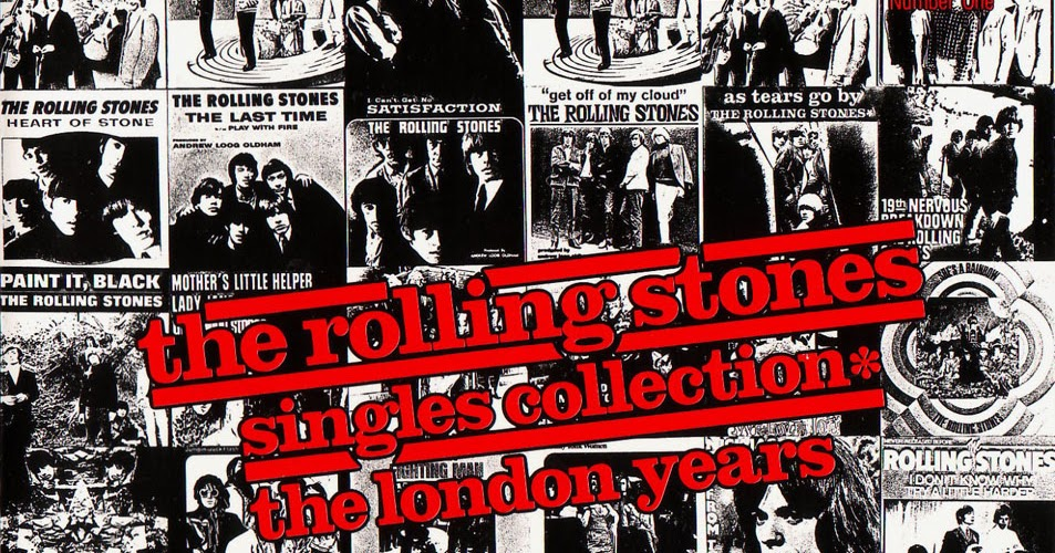 With The Song Of Life: The Rolling Stones - Singles