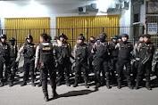 Patroli Shabara Polda Sulsel Amankan 2 Pemuda Diduga Geng Motor