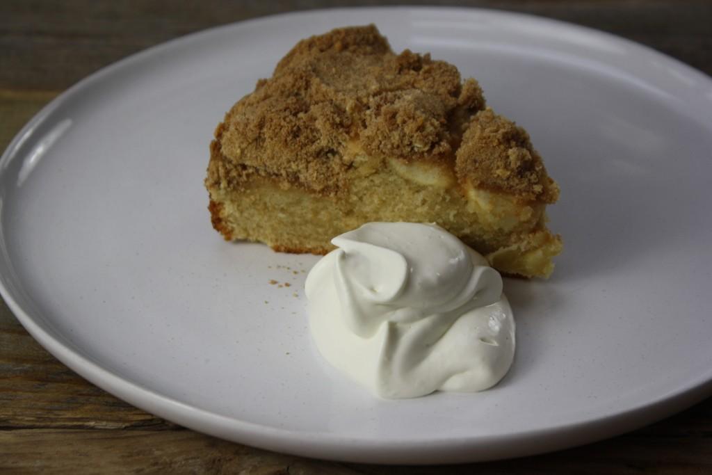Apple Cinnamon Cake Recipe Bbc