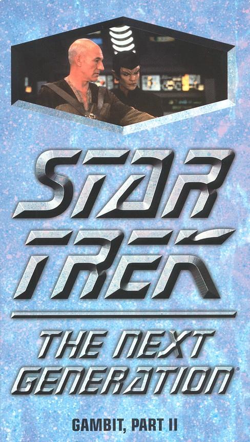 Star Trek: The Next Generation - Season 7 Episode 05: Gambit Part II