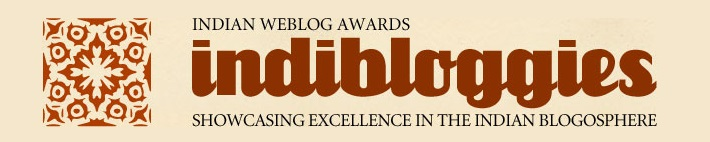 Indibloggies ~ The Indian Blog Awards