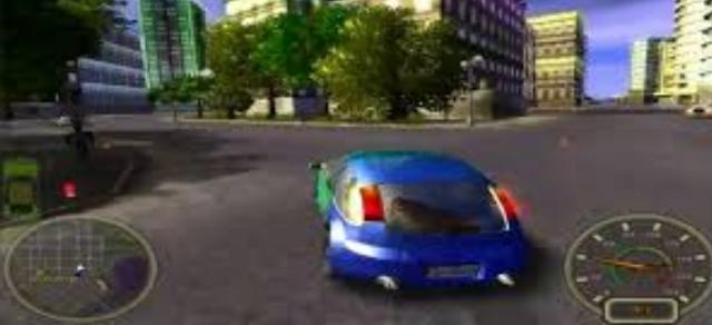 تحميل مجانا City Racing برسومات 3D حديثة وطريقة لعب GTA