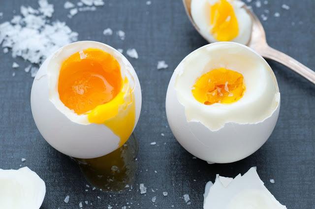 Manfaat Menyantap Telur Tiap Pagi hari