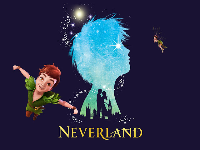 Peter Pan Neverland Zendaya